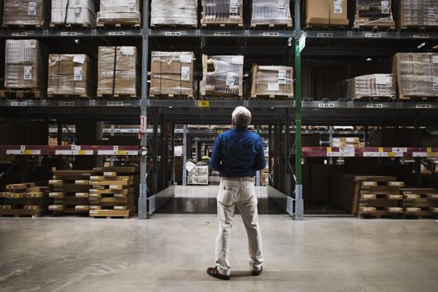 gestión de repuestos y almacén de mantenimiento