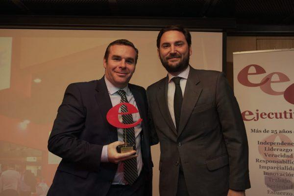 XIV Edición de los Premios Ejecutivos Andalucía 2019 - Royse, Rodamientos y Servicios