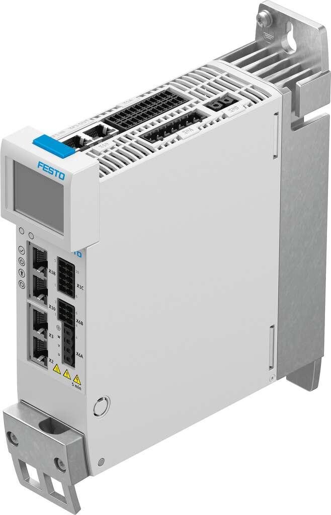 CMMT, el regulador de servoaccioamiento de FESTO más compacto del mercado - Royse, Rodamientos y Servicios