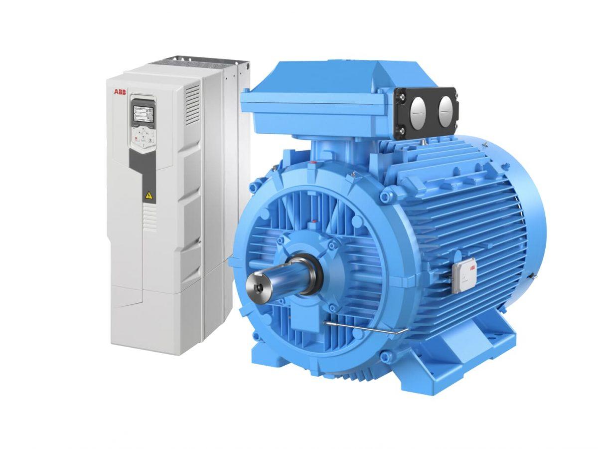 Medioambiente y diseños ecológicos de motores para la industria - Royse, Rodamientos y Servicios